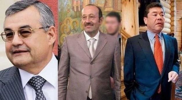 Олигарх-отморозок Машкевич Александр Антонович пошёл на убийства