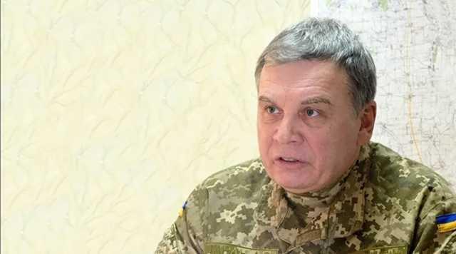 В нарушение закона: министр обороны Украины Таран направил представление на звание генерал-лейтенанта