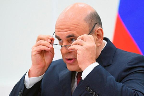 Мишустин заявил о напряженной ситуации с коронавирусом в России