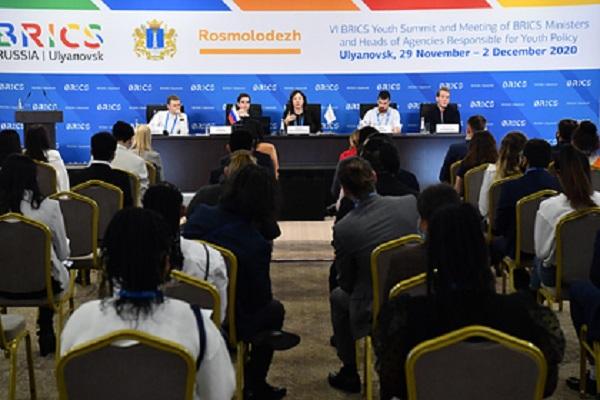 Министры по делам молодежи стран БРИКС встретились в формате онлайн