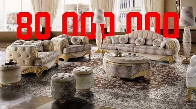 В Тюмени чиновники решили купить неитальянскую мебель за 80 миллионов вместо строительства школ