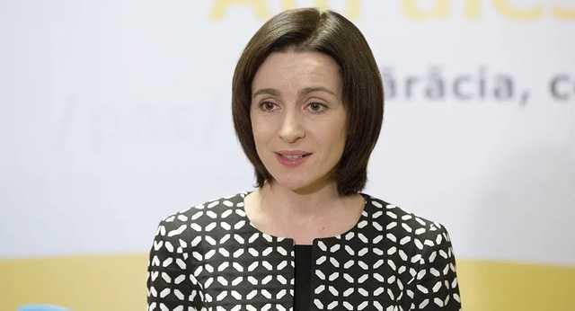 Президент Молдовы заявила о попытке захвата власти в стране