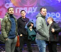 Ковид-революционеры Бабрис, Плявиньш и Ледяев создают свое телевидение