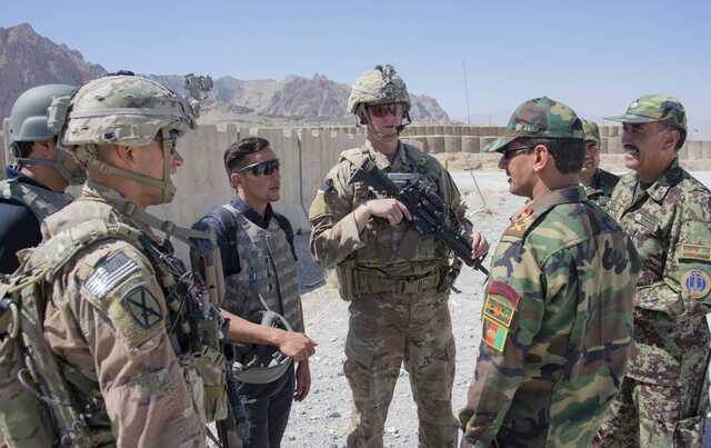 CNN: в Кабуле США убили семью по ложному обвинению