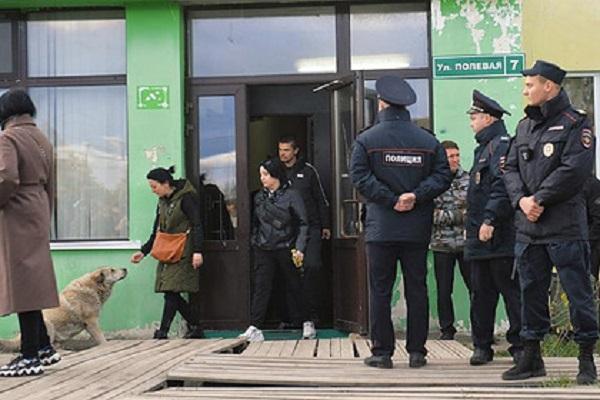 Мигрантов арестовали по делу об изнасиловании и убийстве женщины в Подмосковье