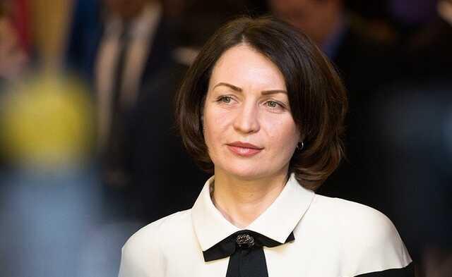 Оксана Фадина не «газанет» в Госдуме?