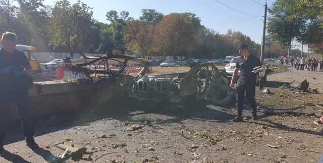Взрыв автомобиля в Днепре: появились новые подробности трагедии