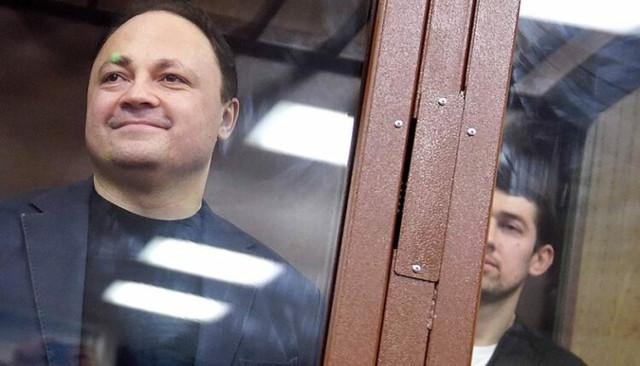Осужденному за коррупцию экс-мэру Владивостока Пушкареву не дали отсрочку на уплату 575 млн