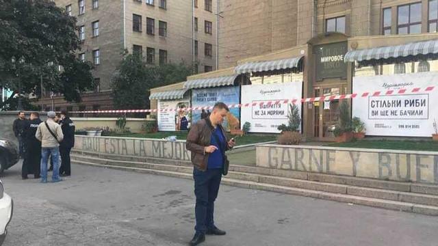 Застрелился в туалете своего кафе: в центре Харькова погиб бизнесмен Привалов