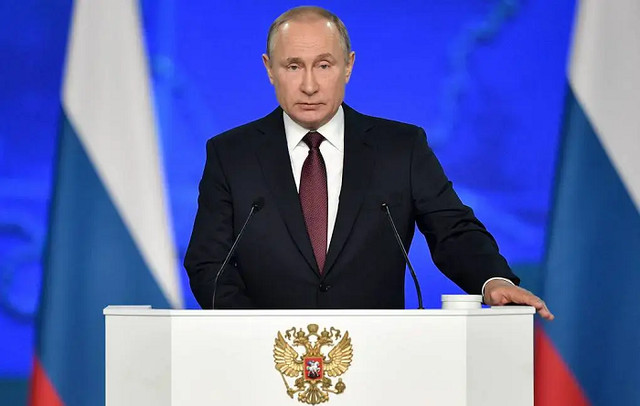 Путин хочет, чтобы США разморозили средства Афганистана