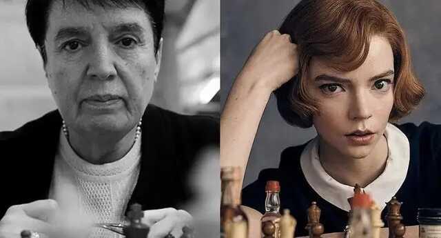 Легендарная грузинская шахматистка Гаприндашвили подала иск против Netflix на $5 миллионов