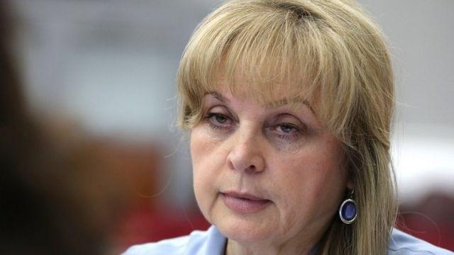 Памфилова заявила, что ей хотелось бы видеть Грудинина и Потапенко кандидатами в Думу