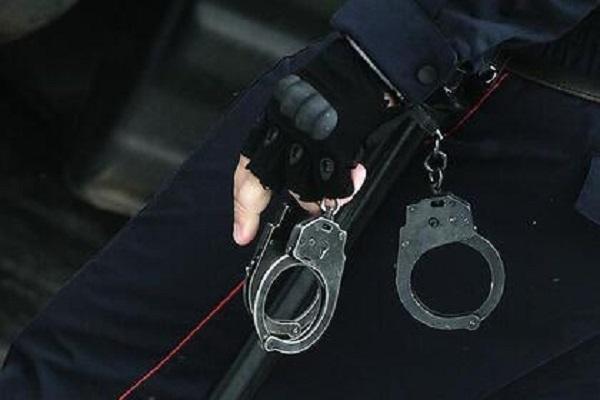 Сбежавшего из российской колонии заключенного задержали