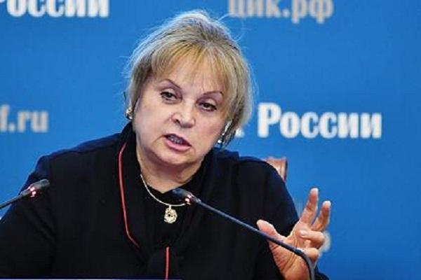 Памфилова осудила поведение кандидата от КПРФ на избирательном участке