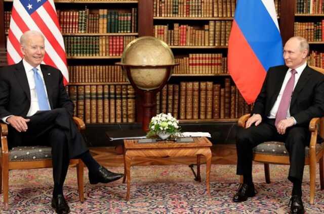 Июньская встреча Путина и Байдена в Женеве обошлась в 725,6 млн рублей