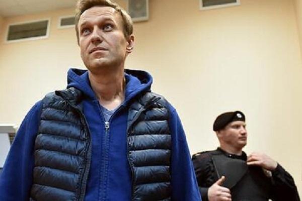 Навальный не смог проголосовать на выборах в Госдуму
