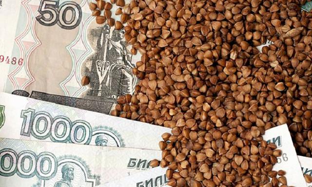 Цены на гречку в России впервые за 10 лет превысили ₽100 за килограмм