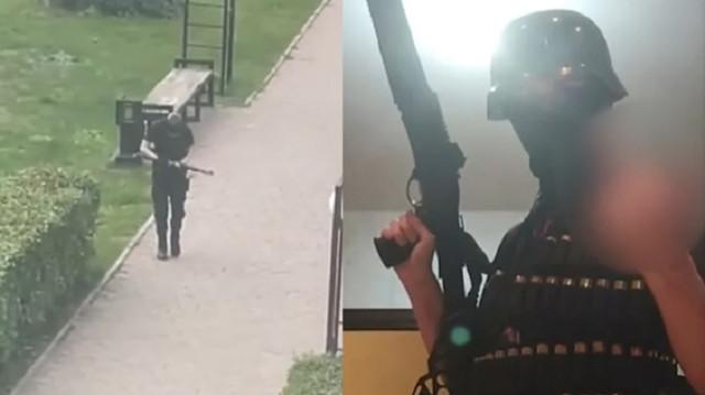 Раскрыто вооружение напавшего на пермских студентов стрелка
