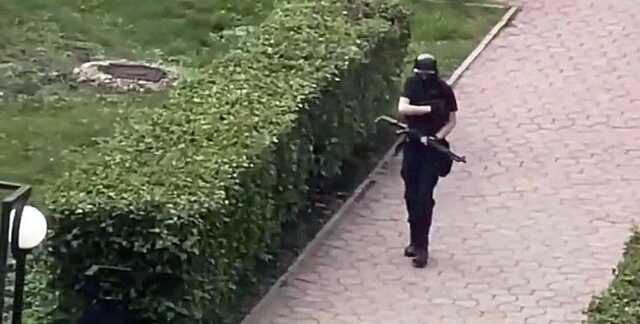 Стрельба в Перми: 18-летний террорист жив и находится в тяжелом состоянии
