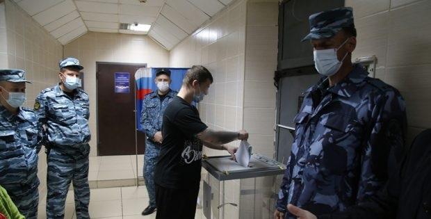 В большинстве московских СИЗО «Единая Россия» победила на выборах в Госдуму