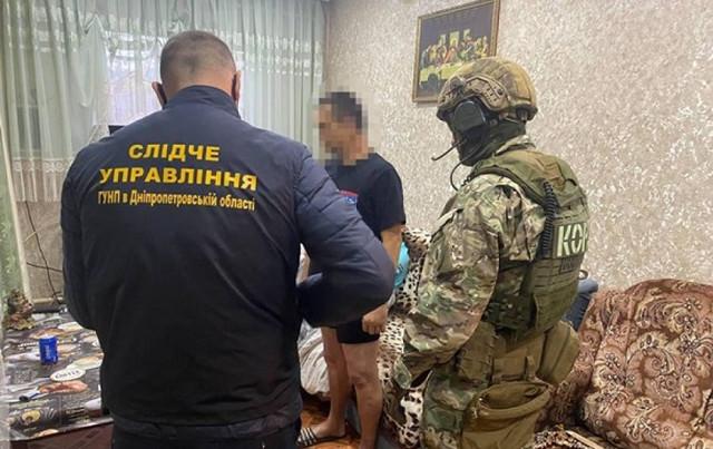 В Днепропетровской области разоблачили поставки наркотиков в колонию