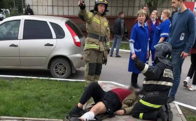 Стрельба в вузе Перми: число пострадавших возросло до 29
