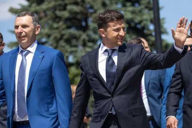 Под Киевом обстреляли авто Шефира – помощника Зеленского