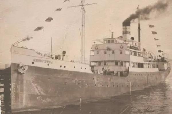 Колымский «Титаник»
