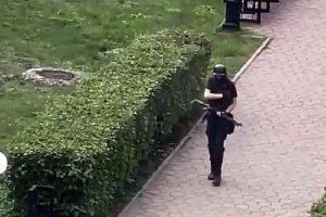 В Прикамье начали хоронить убитых пермским стрелком Тимуром Бекмансуровым