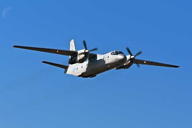 В России разбился самолет Ан-26. Обломки нашли, экипаж – нет
