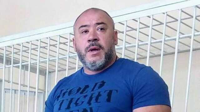 Суд приговорил «титушку» Крысина к 8 годам лишения свободы