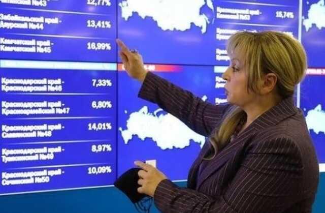 ЦИК РФ обратится в СК и Генпрокуратуру после выборов в Петербурге