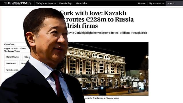 Мул Булат Утемуратов вынес миллиарды Назарбаева, Казахстан остался с носом