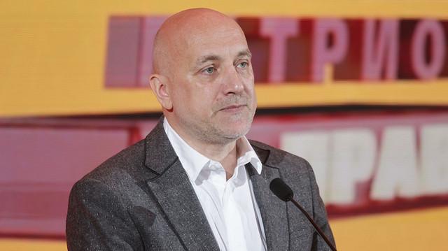 Прилепин откажется от мандата депутата Госдумы. Он намерен готовиться к выборам президента