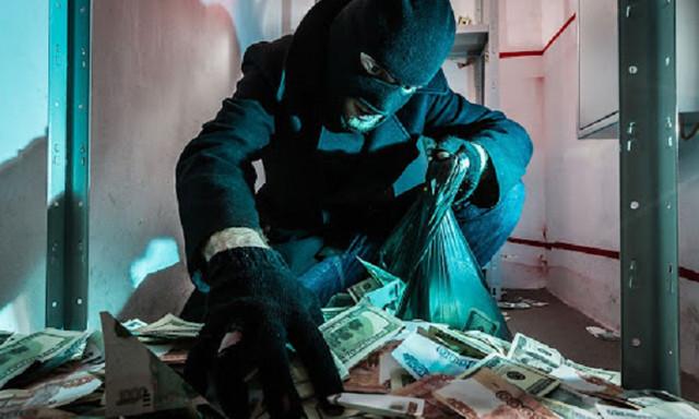 Двое неизвестных ограбили банк в Петербурге