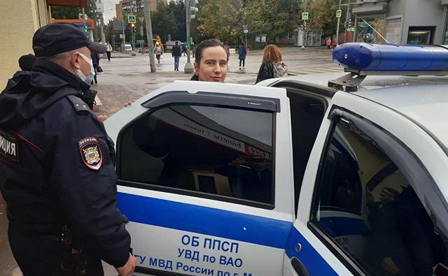 «Распоряжение самого главы МВД по Москве»