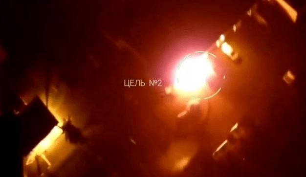 Атаковали дронами. Белорусские партизаны сбросили на базу ОМОНа горючую смесь