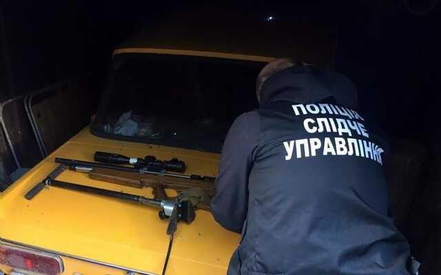 В Черновцах нашли подпольный оружейный цех