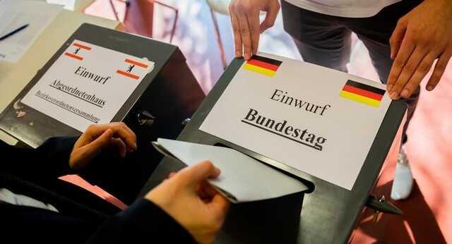 Результаты экзитполов не определили победителя на выборах в Германии