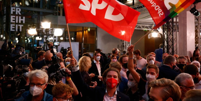 Блок Меркель проиграл. В Германии подсчитали 100% голосов на выборах в Бундестаг