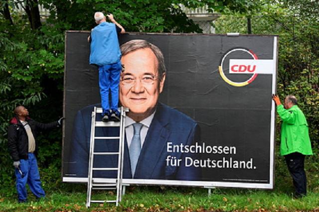 Более 60 процентов немцев захотели отставки преемника Меркель с поста главы ХДС
