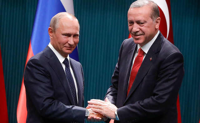 The Washington Times: ради России Эрдоган решился бросить США дерзкий вызов