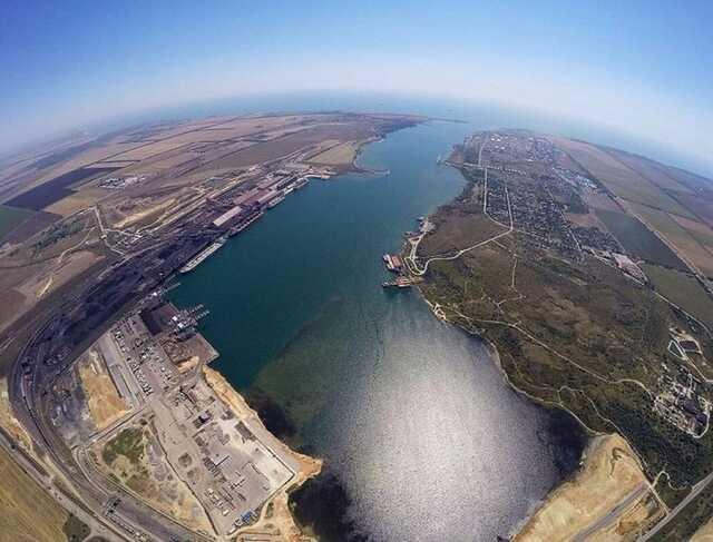 Порт Южный отдал компании днепровского застройщика 405 млн гривен