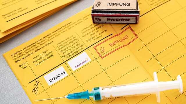 В Ивано-Франковске подделывали международные сертификаты о прививках