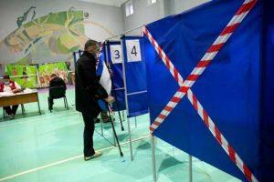 Жителя Свердловской области оштрафовали за покупку голосов в пользу «Справедливой России»