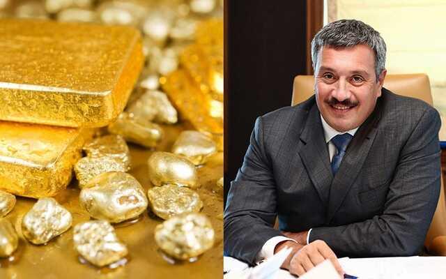 Доев перешел на золото